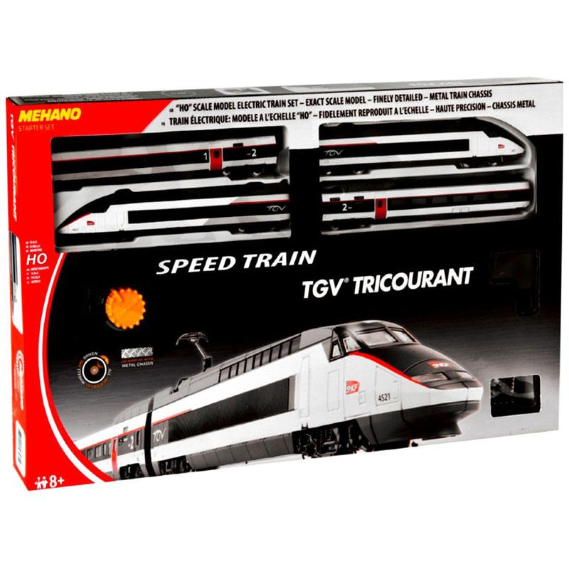 Железная дорога Mehano TGV Tricourant SNCF<br>