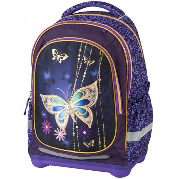 Рюкзак супер лёгкий Target Золотая бабочка<br>