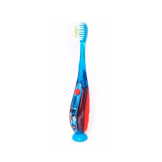 Зубная щетка Dr.Fresh с мигающим таймером Паровозик Томас<br>