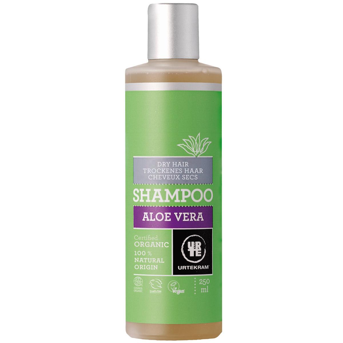 Шампунь для сухих волос Urtekram алоэ вера 250 мл<br>
