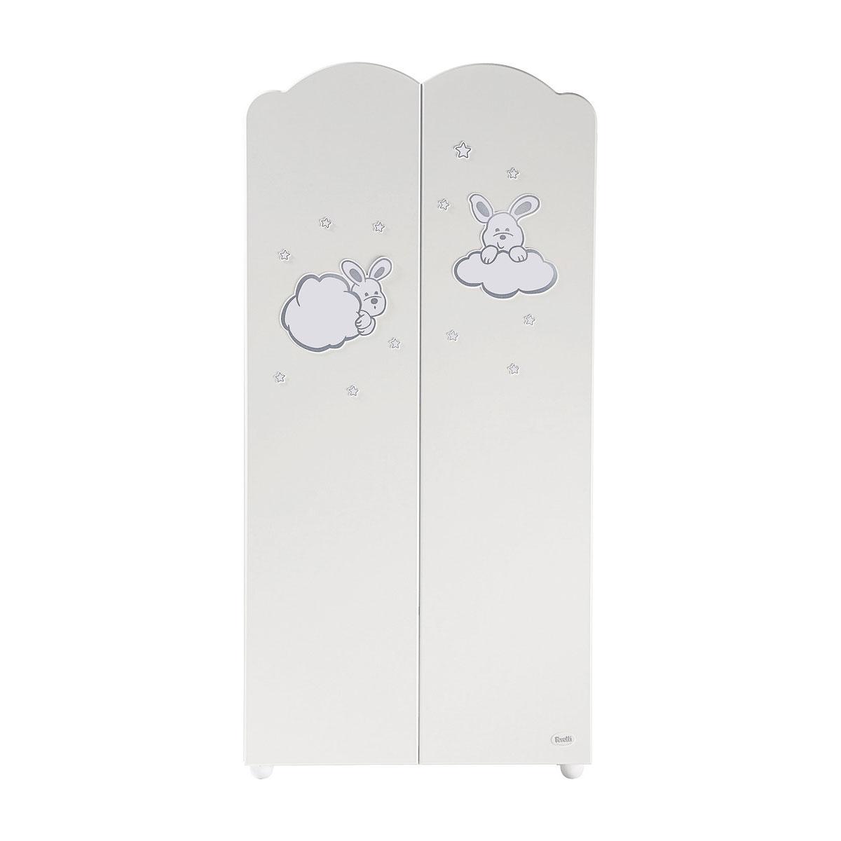 Шкаф Feretti Armadio Etoile Bianco/White<br>