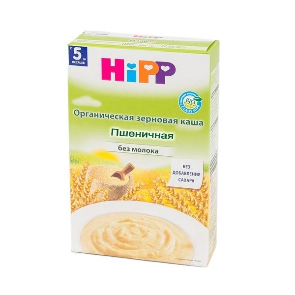Каша Hipp безмолочная 200 гр Пшеничная (с 5 мес)<br>