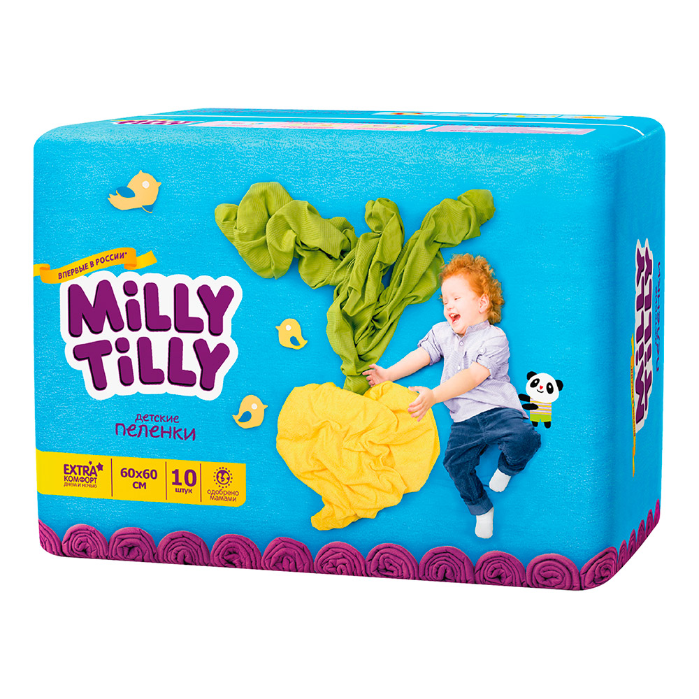 ������� Milly Tilly 60�60 �� (10 ��)