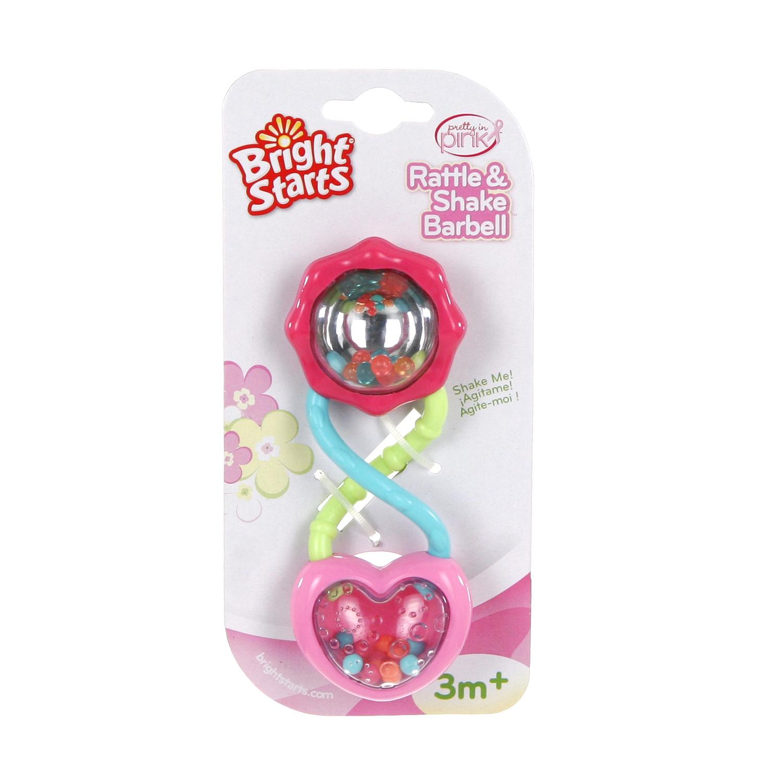 Развивающая игрушка Bright Starts Розовый калейдоскоп