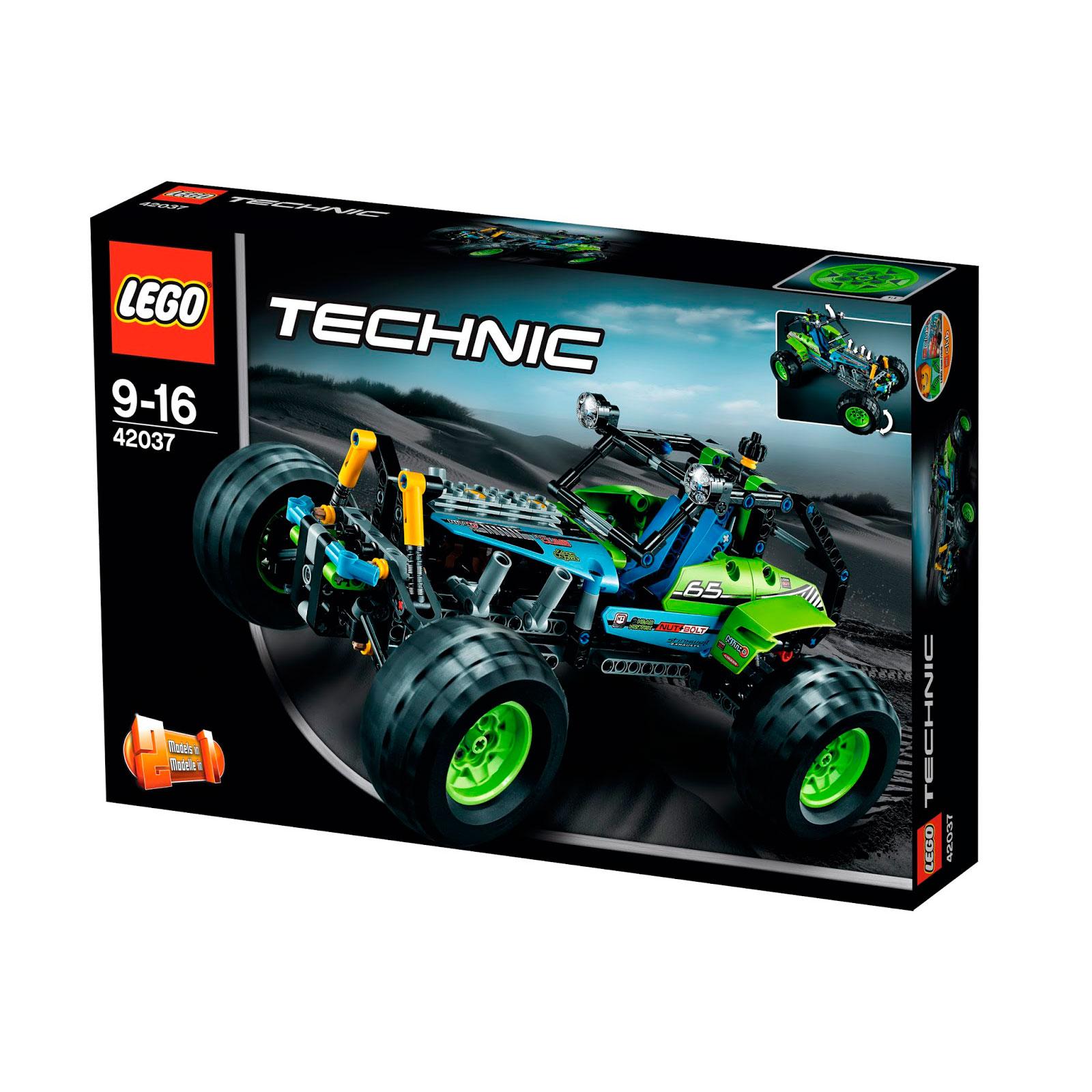 ����������� LEGO Technic 42037 �����������