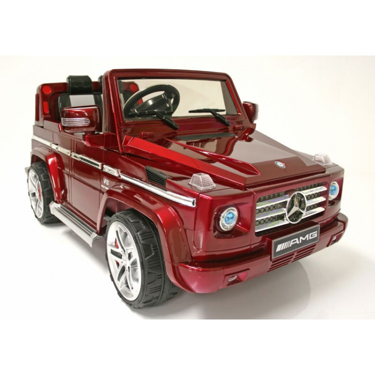Электромобиль RT Mercedes-Benz AMG NEW Version Red<br>