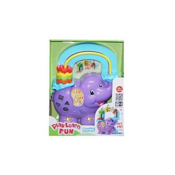 Развивающая игрушка Keenway Веселый слоник<br>