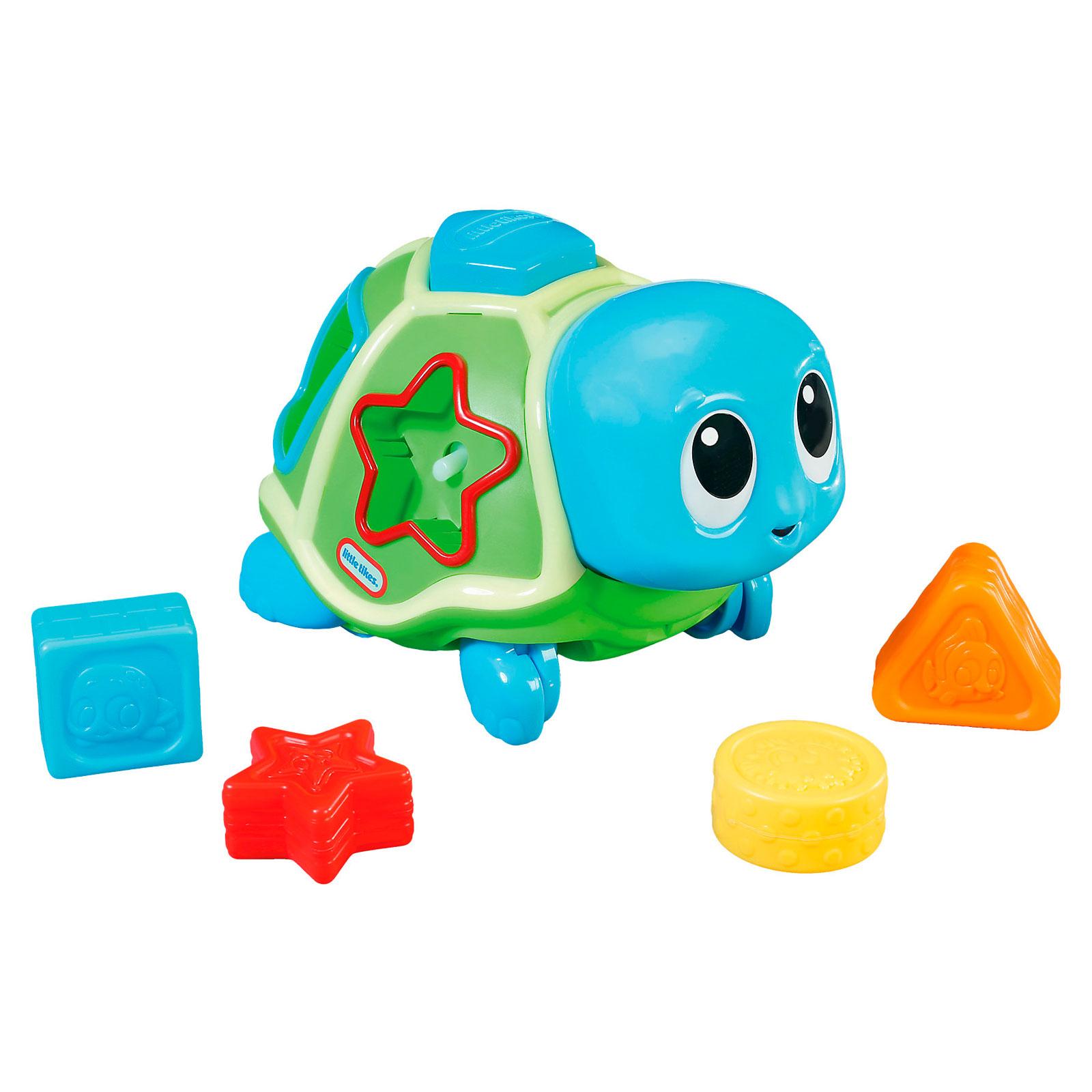 Развивающая игрушка Little Tikes Ползающая черепаха<br>