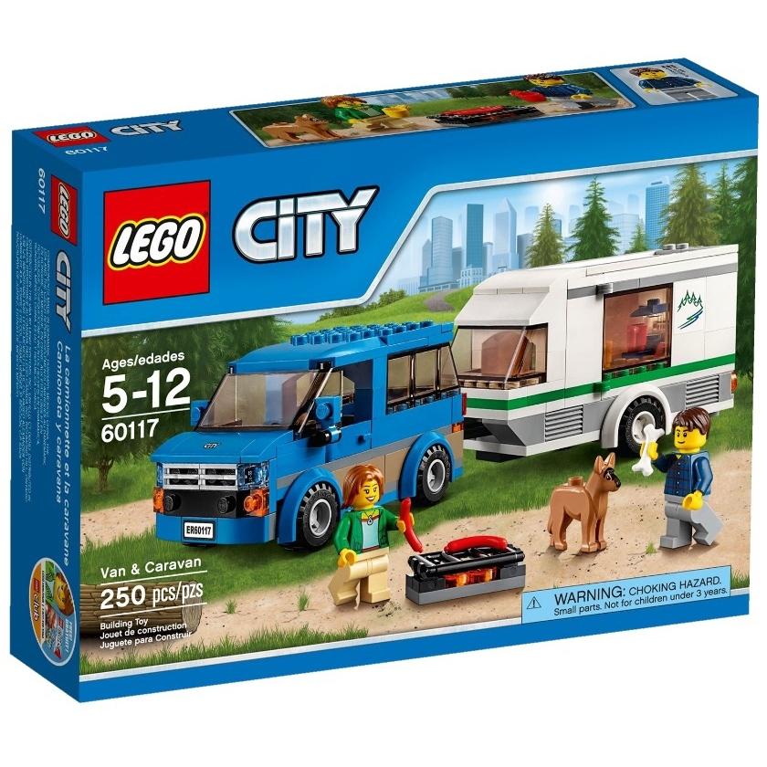 ����������� LEGO City 60117 ������ � ��� �� ������