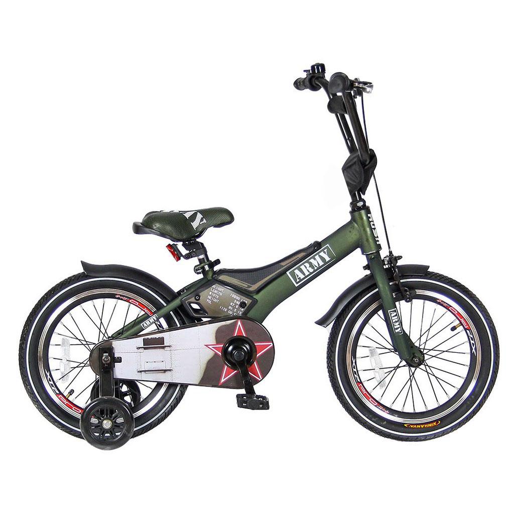Велосипед двухколесный Velolider 16 Rush Army RA16 Хаки<br>