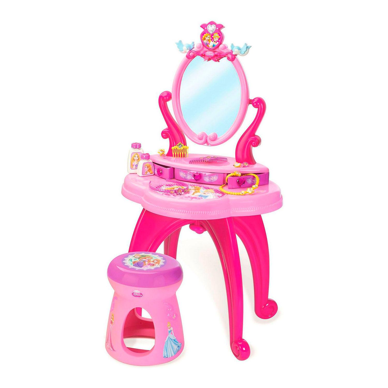 Студия красоты Smoby Принцессы Диснея со стульчиком 24232<br>