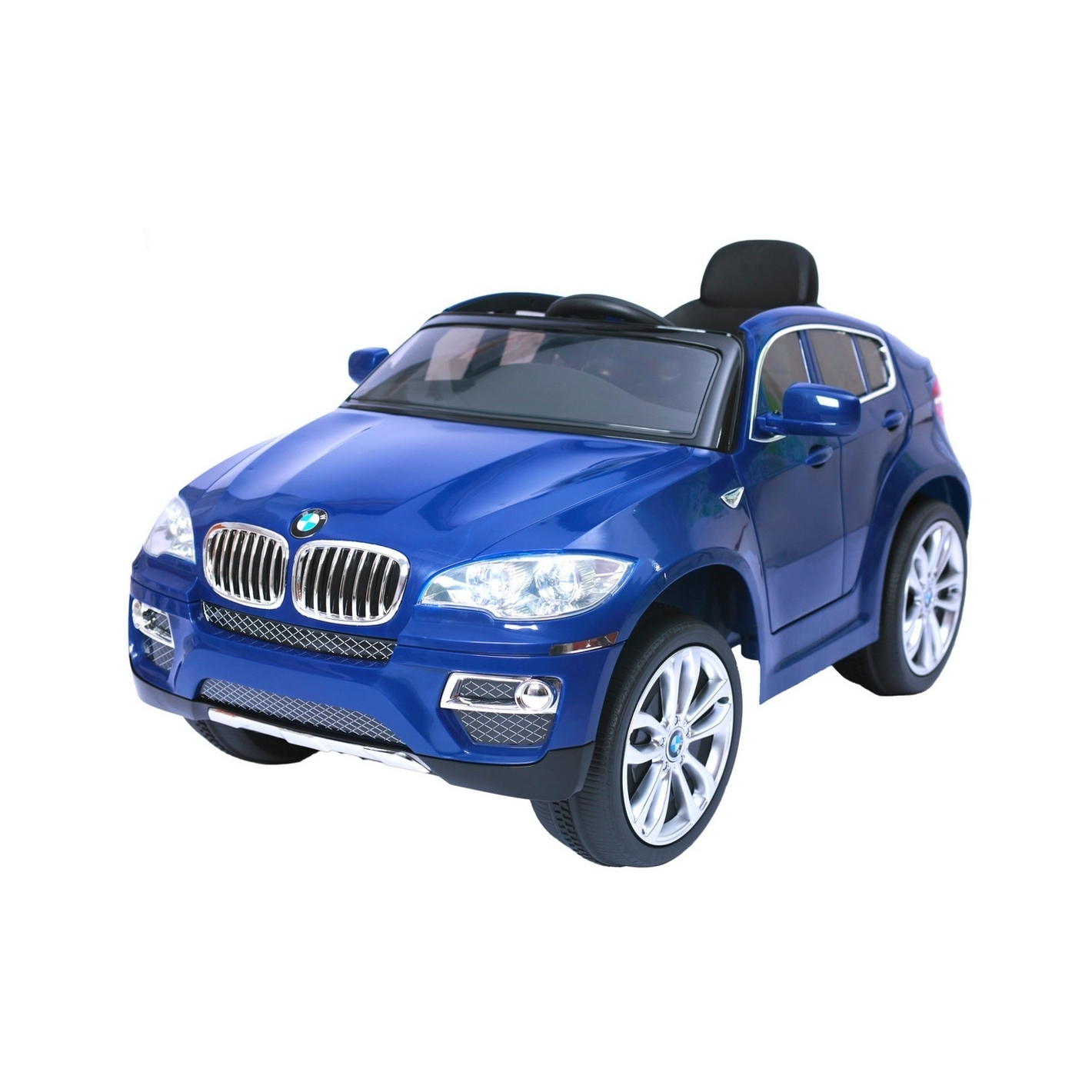 Электромобиль RT BMW X6 Blue<br>