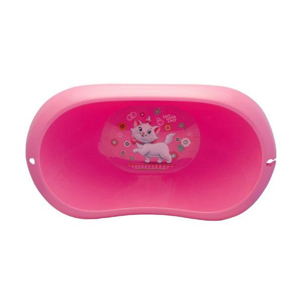 Ванночка Disney 80 см Кошечка Мари (цвет-коралловый)<br>
