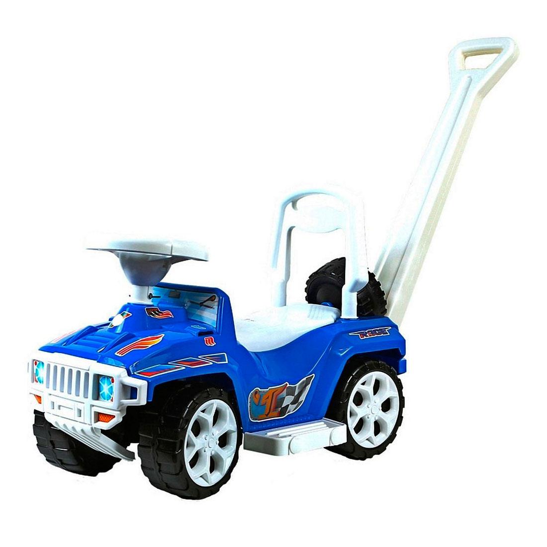 Каталка RT Race Mini ОР856 Formula 1 Синяя