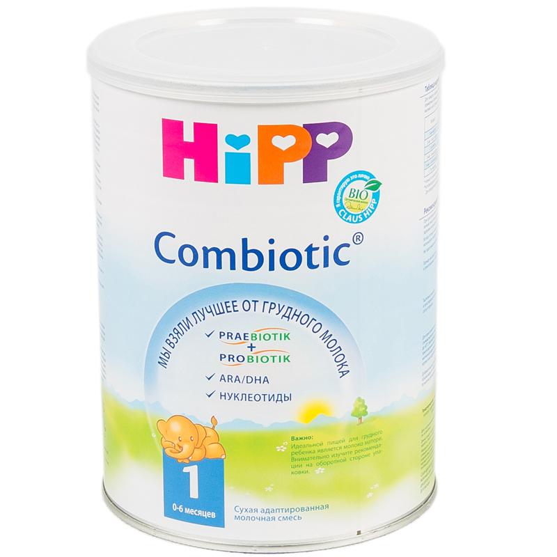 Заменитель Hipp Combiotic 800 гр №1 (с 0 мес)<br>