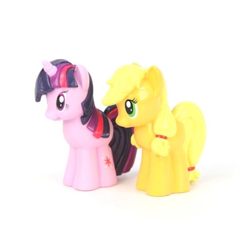 Фигурка My Little Pony Эппл Джек и Сумеречная искорка<br>