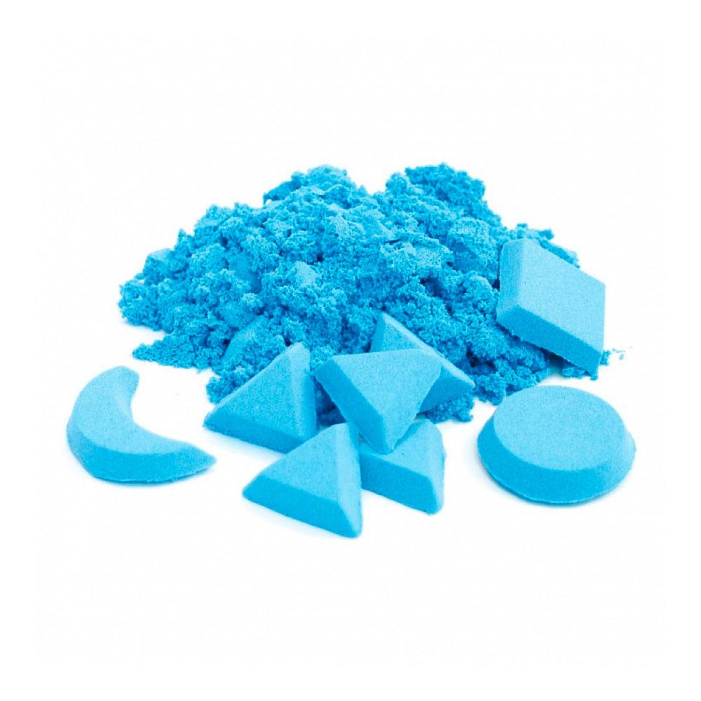 Кинетический песок Kinetic sand 1 яркий цвет<br>