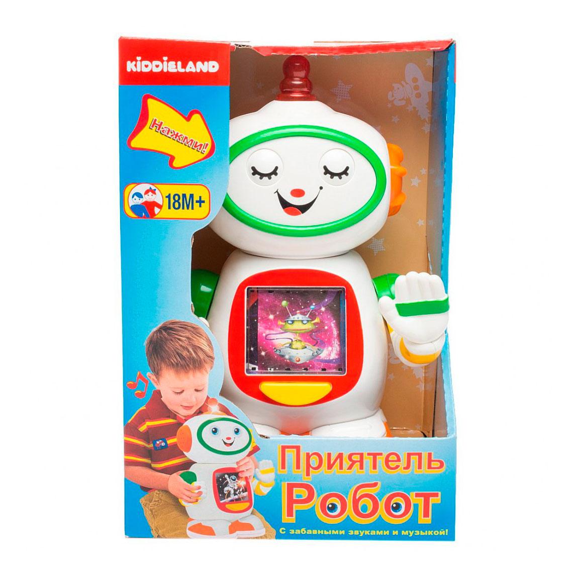 Развивающая игрушка Kiddieland Приятель робот<br>