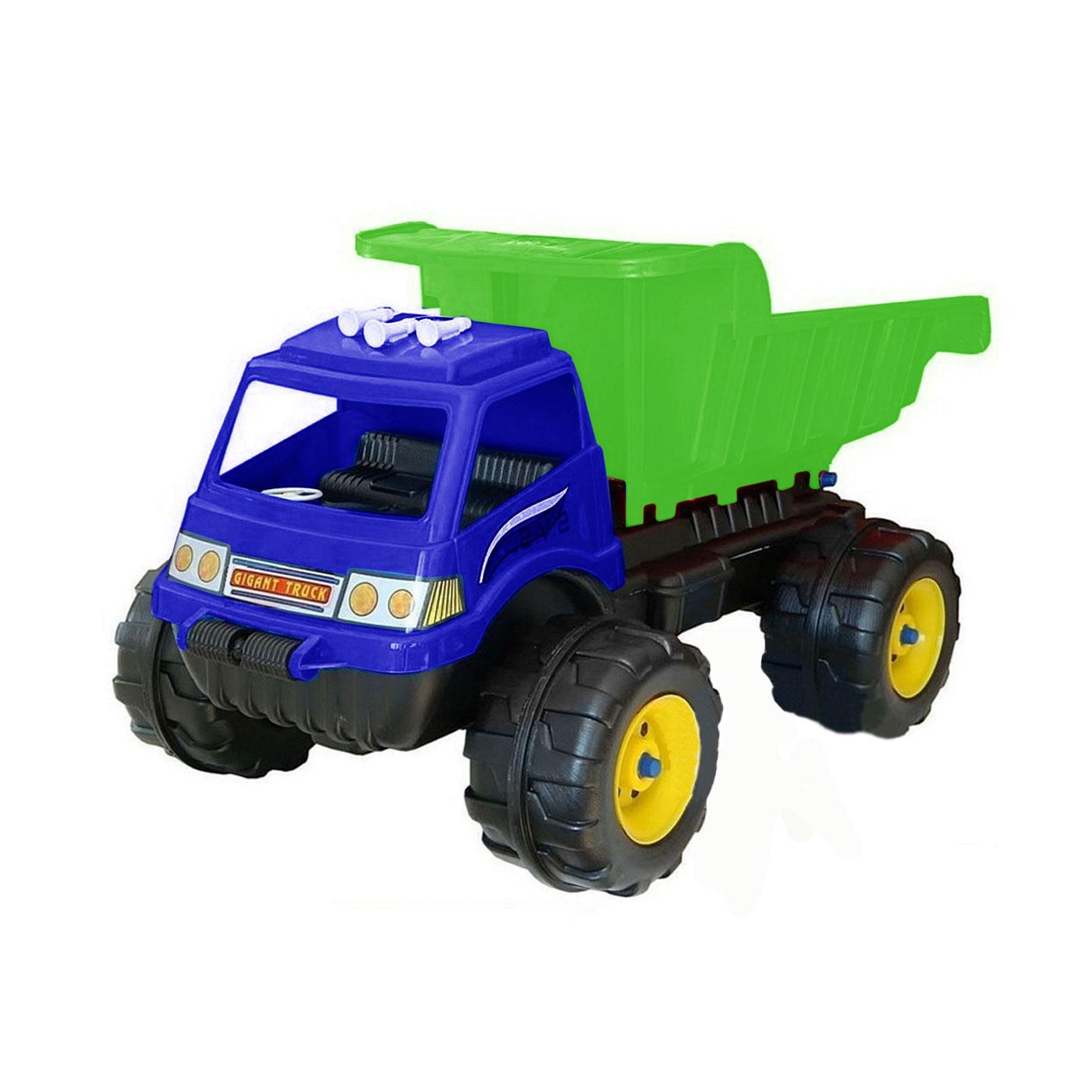 Машина Гигант RT МАХ 08-802 Лопата и грабли Синий с зеленым<br>