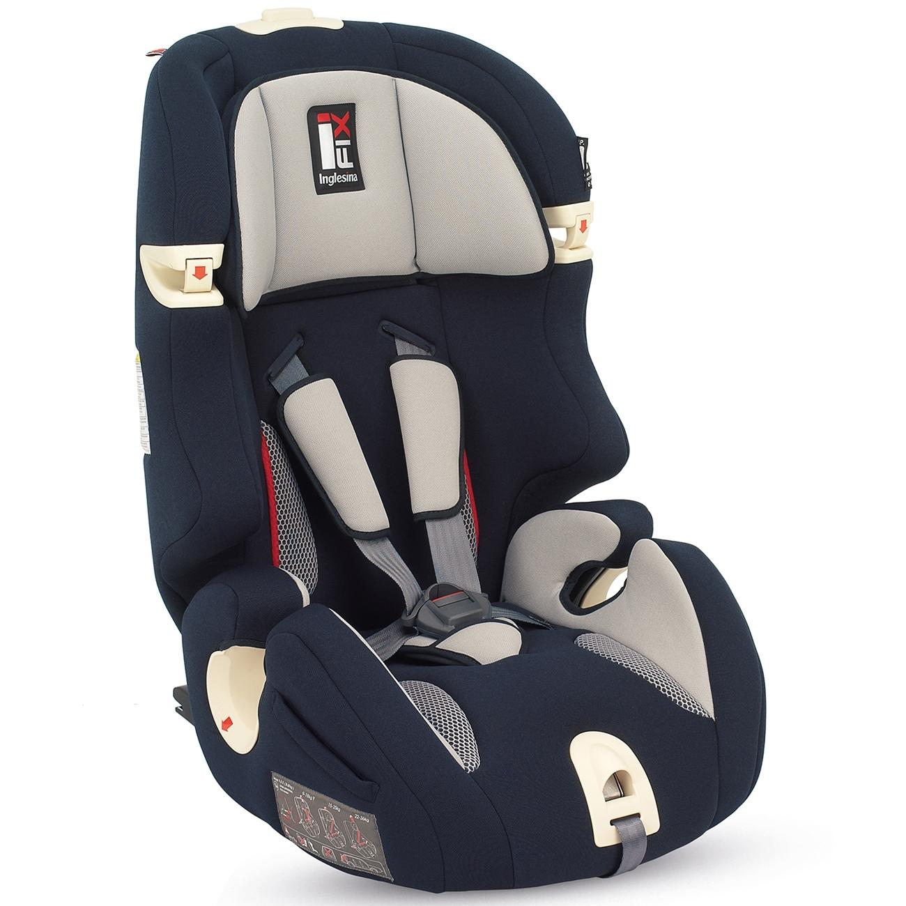 Автокресло Inglesina Prime Miglia I-Fix Синий<br>