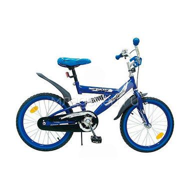 Велосипед TopGear Junior 20 Boxer Синий