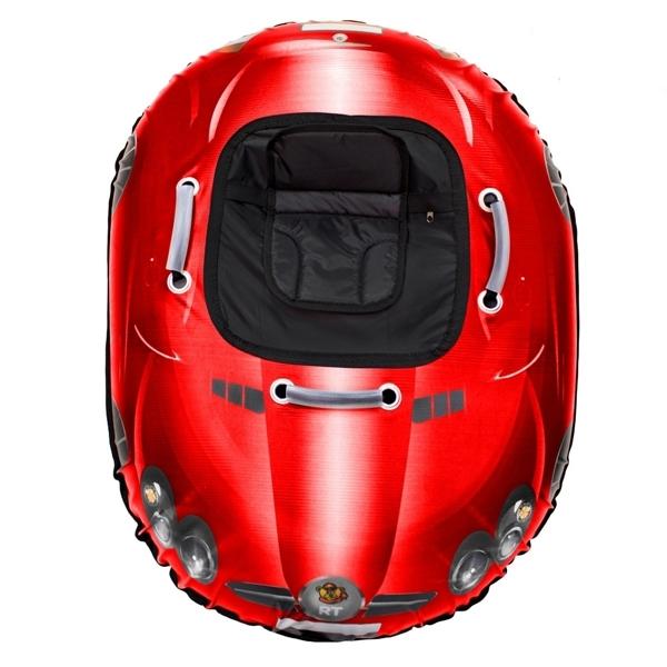 Тюбинг RT Snow Auto SLR Mclaren Красный<br>