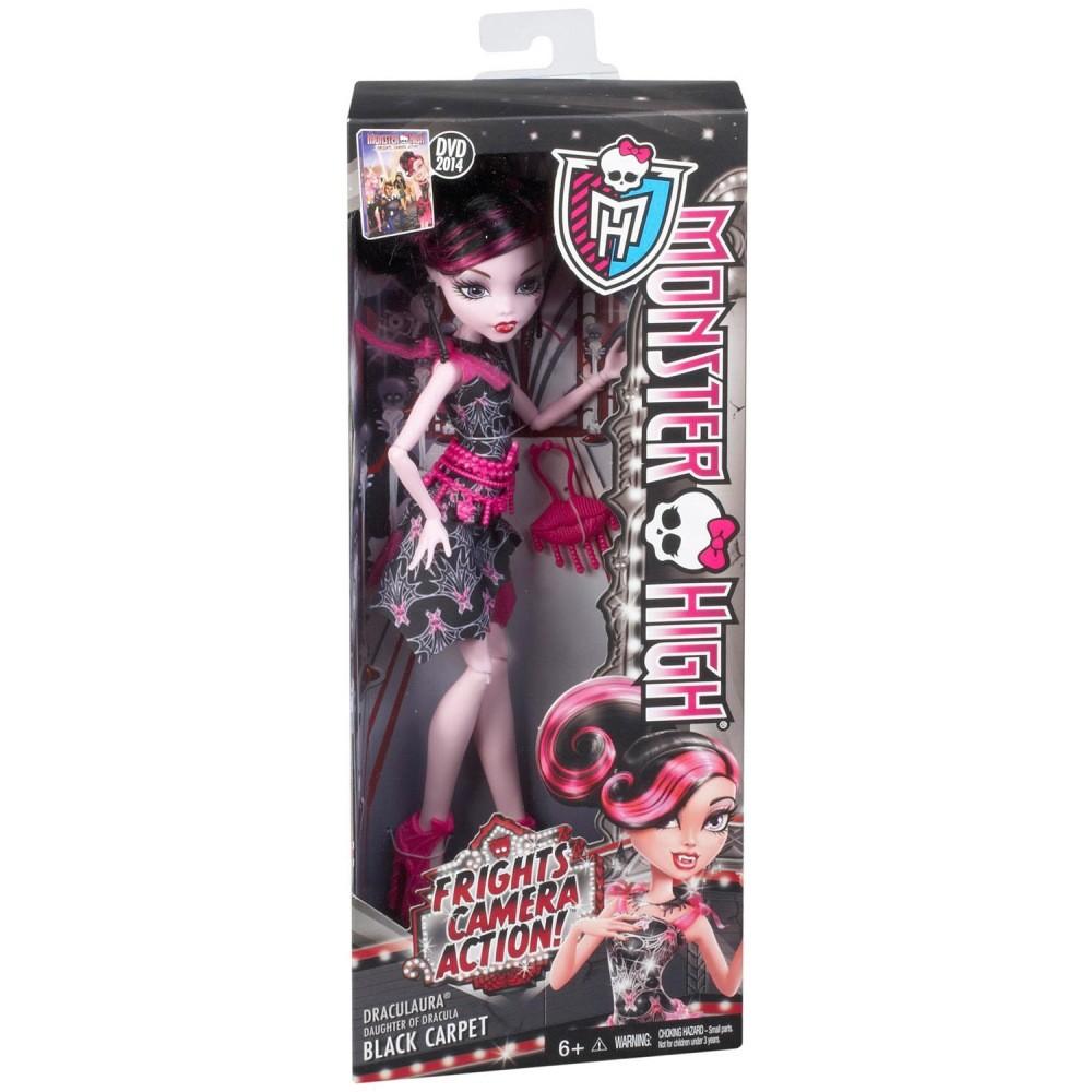 ����� Monster High �������! ������! �����! �� ������ �������� ������� Draculaura