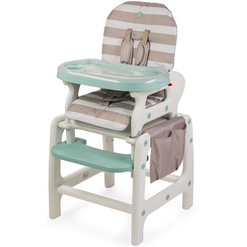 Стульчик для кормления Happy Baby Oliver V2 Бежевый<br>