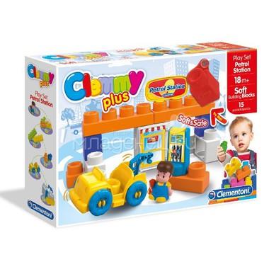Мягкий конструктор Clemmy Plus Заправка