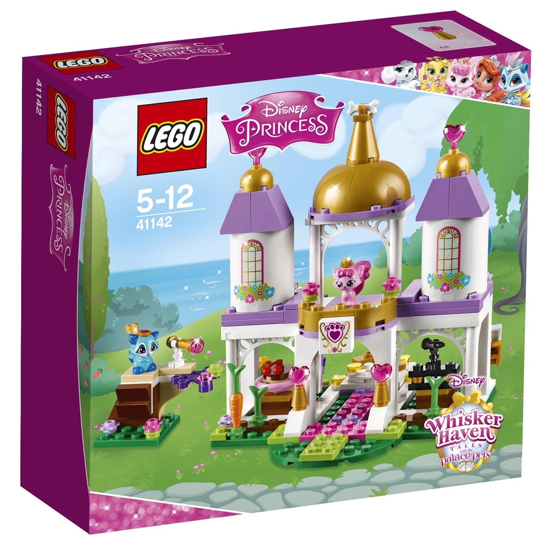 Конструктор LEGO Princess 41142 Дисней Королевские питомцы Замок<br>