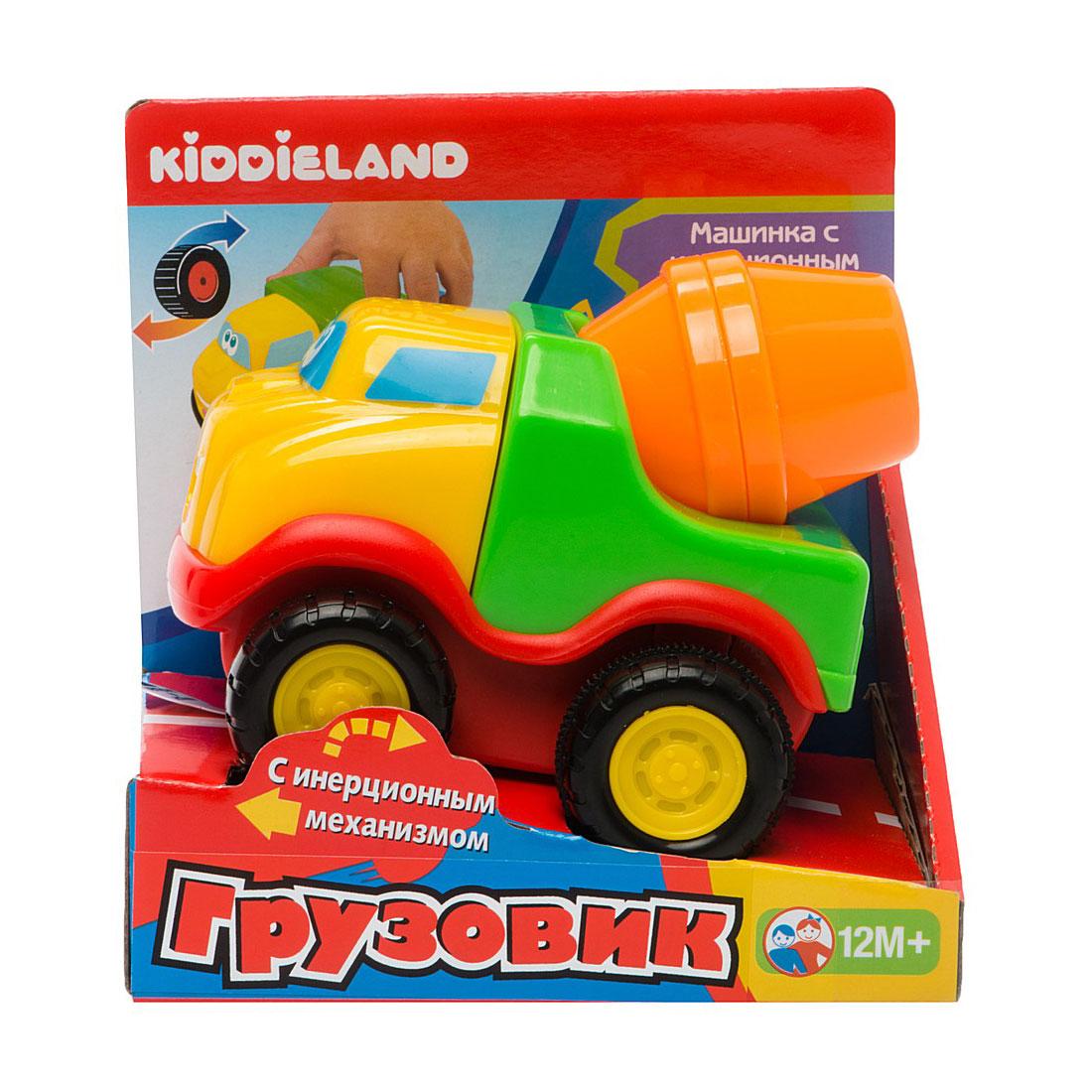 Развивающая игрушка Kiddieland Бетономешалка<br>