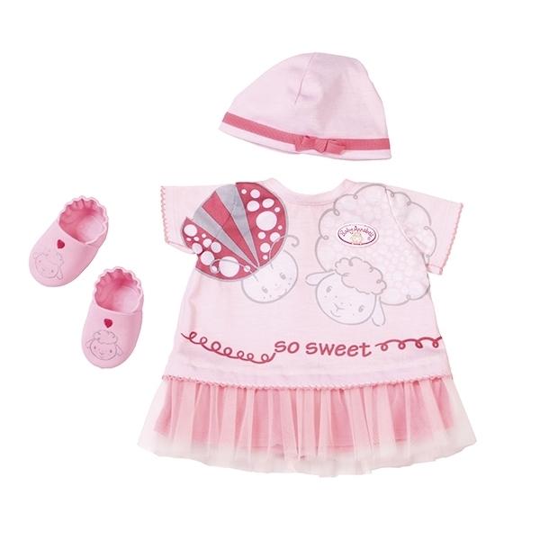 Одежда для кукол Zapf Creation Baby Annabell Для теплых деньков<br>