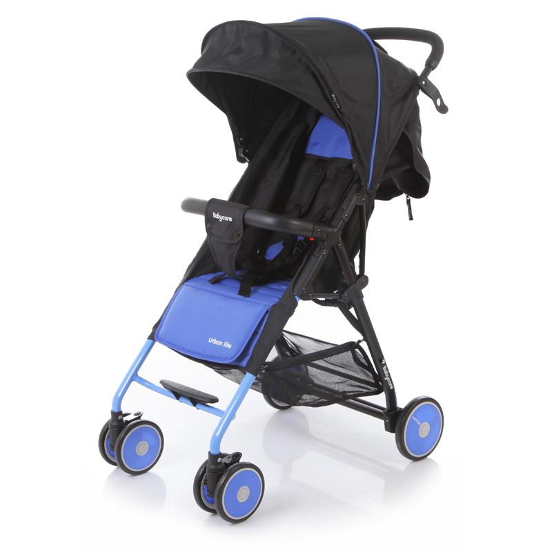 Коляска прогулочная Baby Care Urban Lite Blue<br>