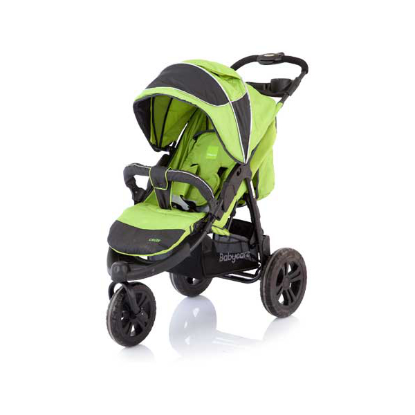 Коляскa Baby Care Jogger Cruze green<br>