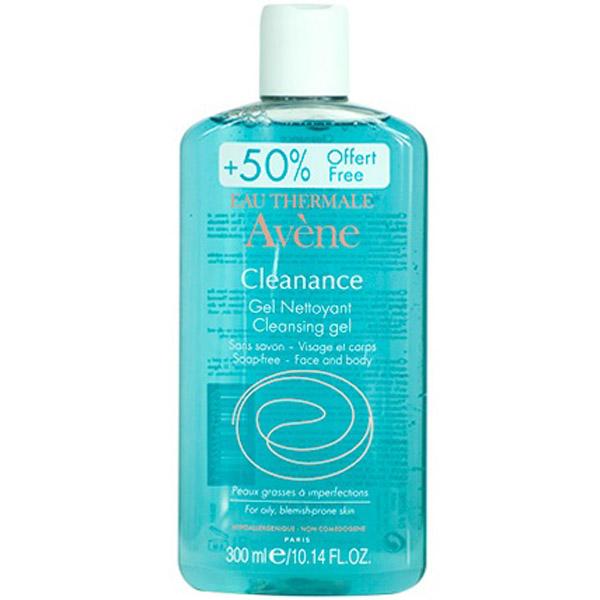 Гель для умывания Avene Cleanance очищающий для жирной проблемной кожи 200 мл<br>