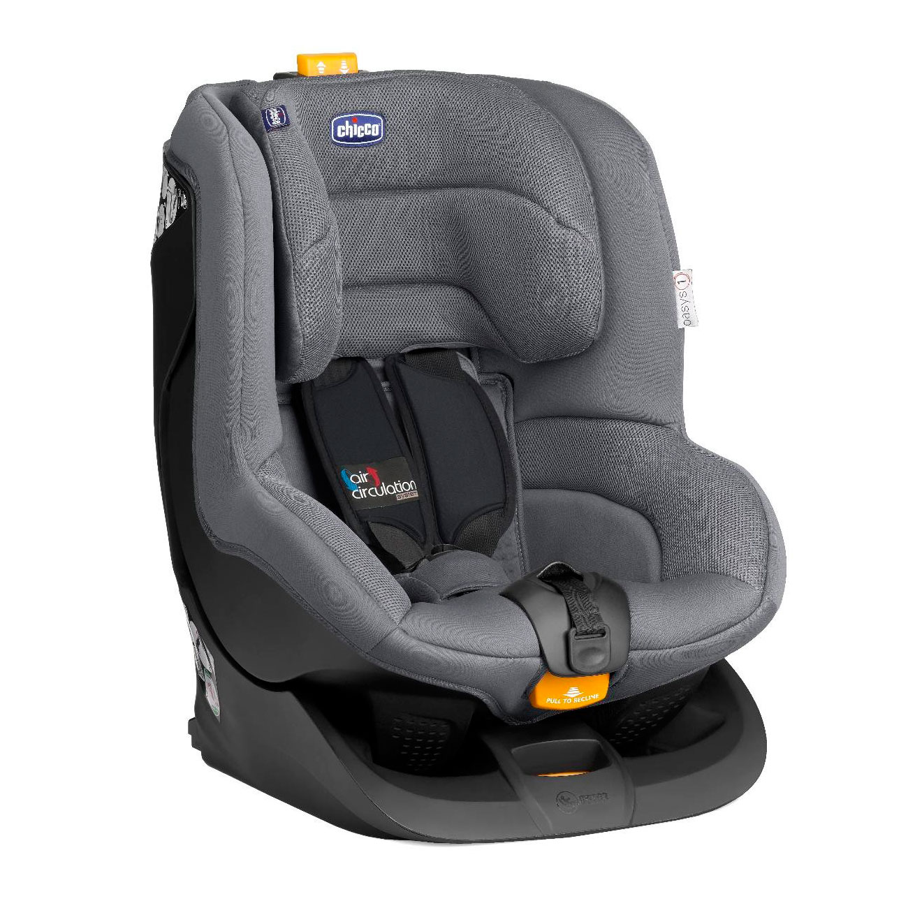 Автокресло Chicco Oasys 1 Grey<br>