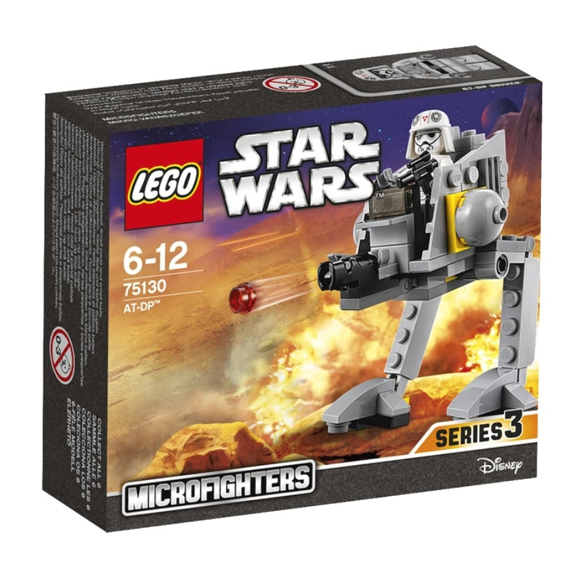 ����������� LEGO Star Wars 75130 ����������� �������������� ��������� AT-DP
