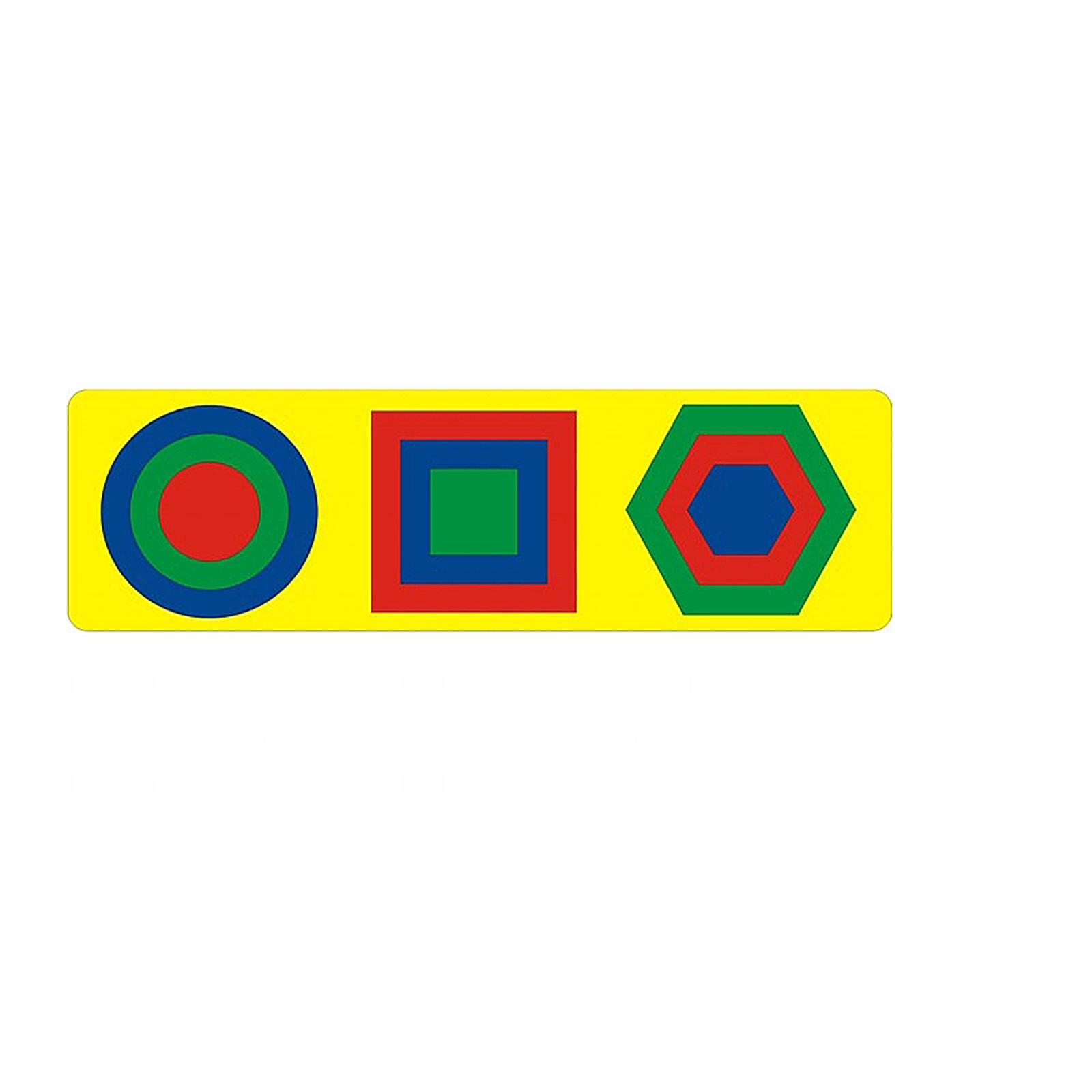 Мозаика Флексика с геометрическими фигурами арт. 45357<br>