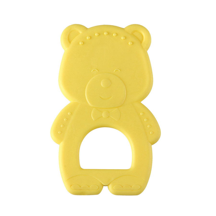 "������������� Happy Baby ""Teether Teddy Bear"" ��������������� ������  � 3 ���."