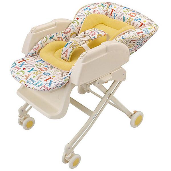 Колыбель-стульчик Aprica Newborn Желтый<br>