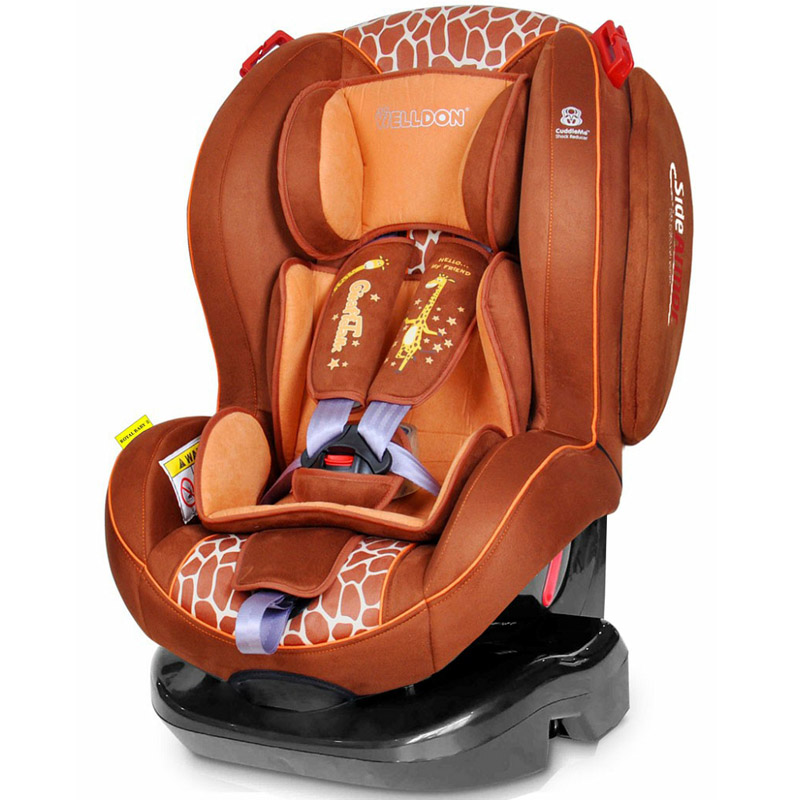 ���������� Welldon Royal Baby 2 SideArmor & CuddleMe Giraffe Talk
