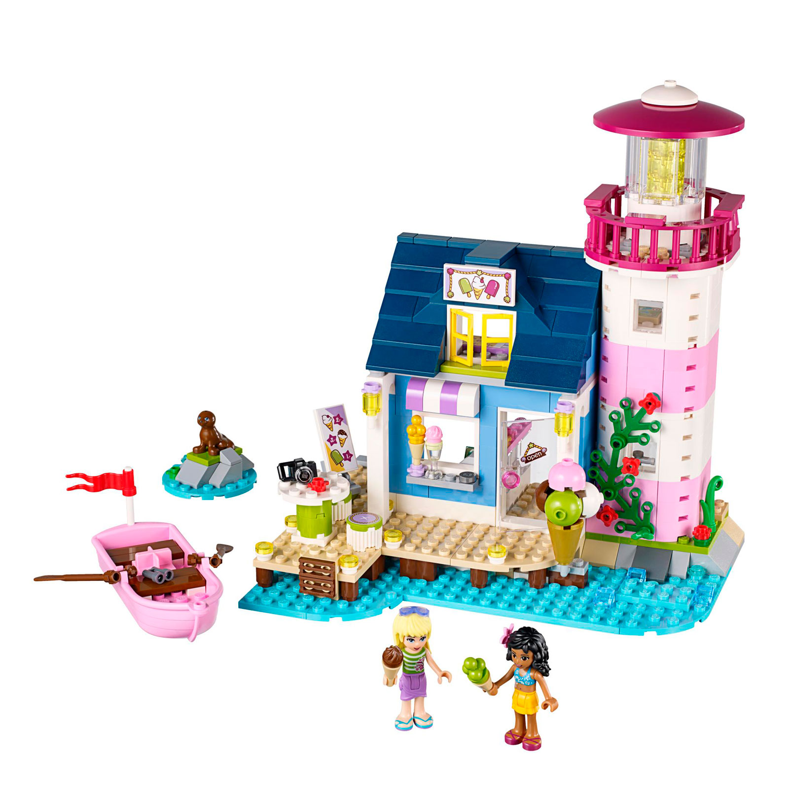 Конструктор LEGO Friends 41094 Маяк<br>
