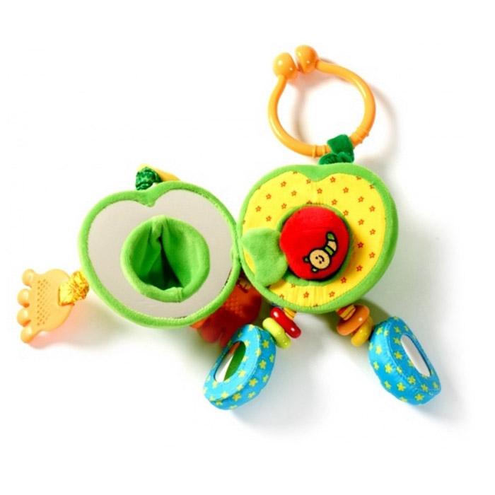 Подвески Tiny Love Зеленое яблоко Энди с 3 мес. от Младенец.ru