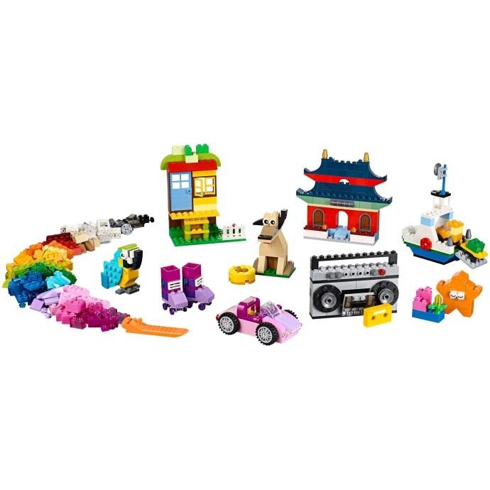 ����������� LEGO Classic 10702 ����� ������� ��� ���������� �����������