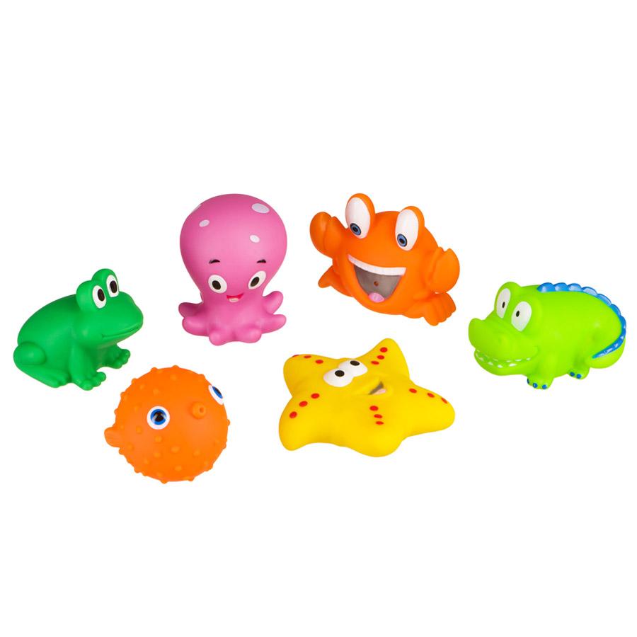 Набор игрушек Happy Baby для купания WATER FUN<br>