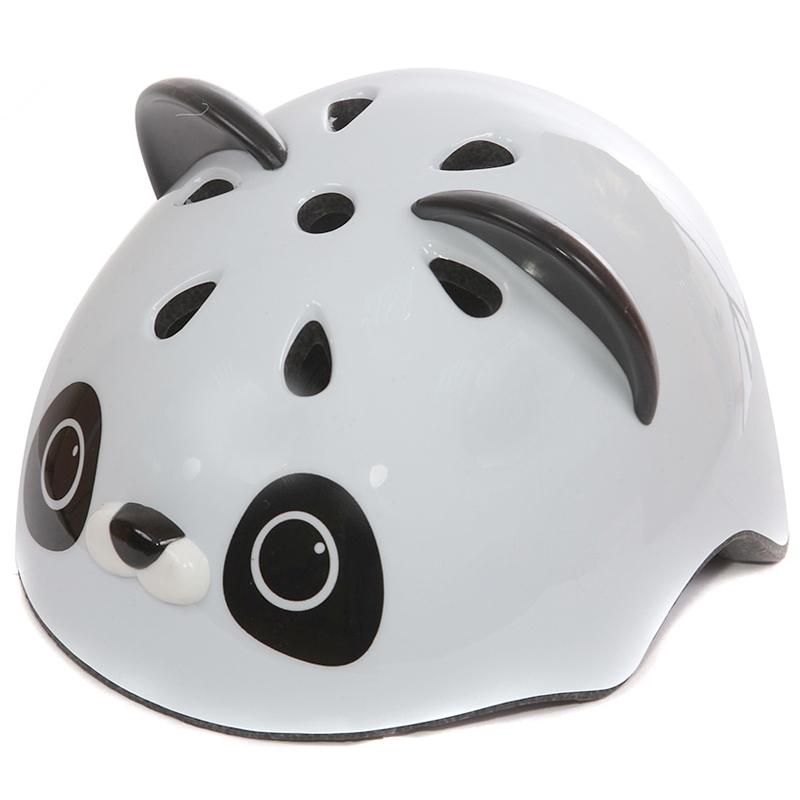 Шлем Rexco 3D Панда Черный<br>
