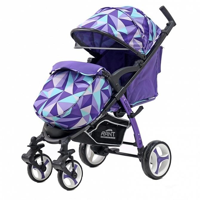 Коляска прогулочная Rant Cosmic Origami Purple<br>