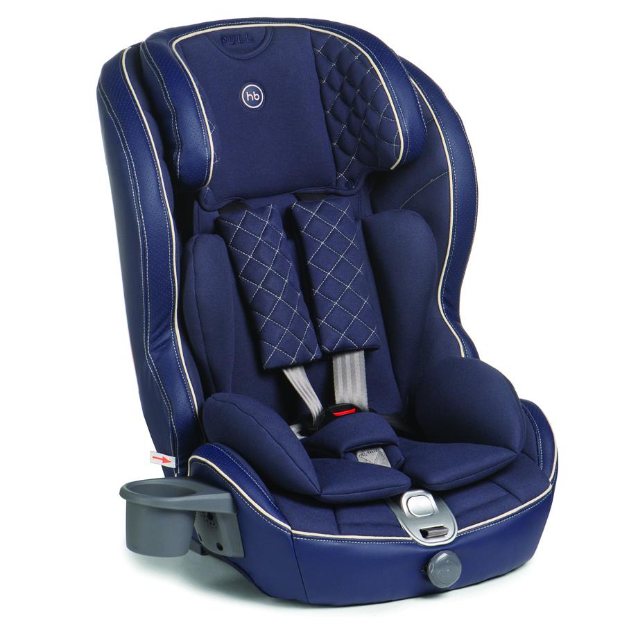 Автокресло Happy Baby Mustang Isofix Blue<br>
