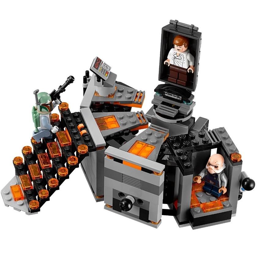 Конструктор LEGO Star Wars 75137 Камера карбонитной заморозки<br>