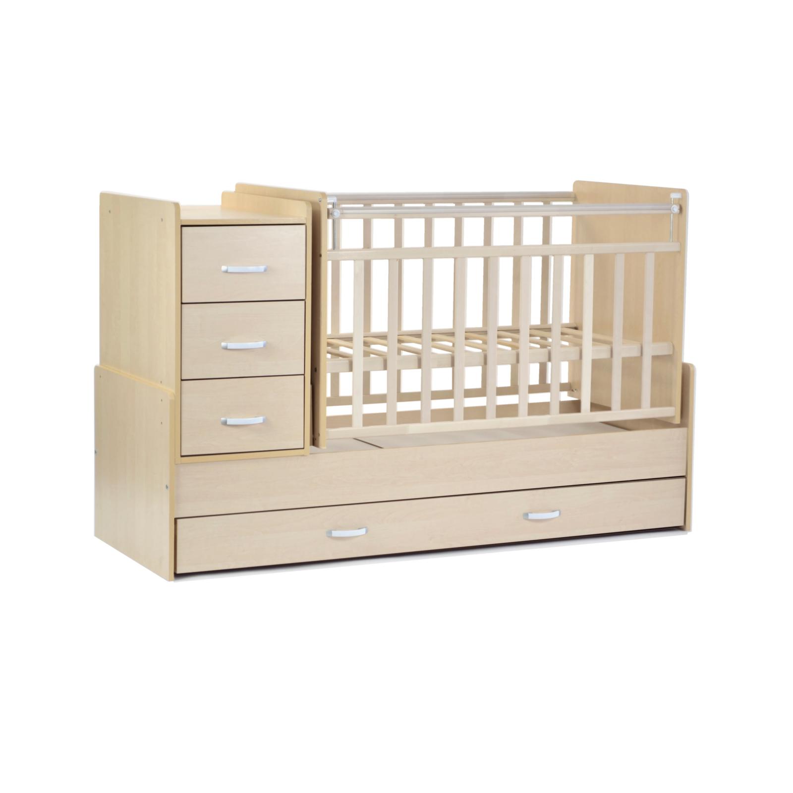 Кроватка-трансформер СКВ-компани, 53403 береза